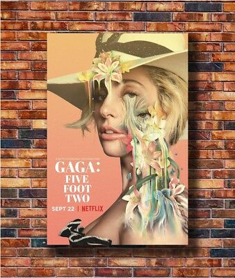 LADY GAGA Joanne Perfect Illusion 2017 World Tour Art Hot 36 FABRIC Poster N3610