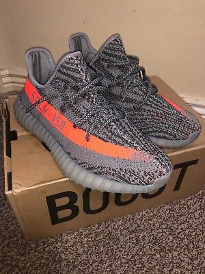 475350ec23ae ADIDAS MEN S YEEZY Boost 350 V2 Beluga Shoes
