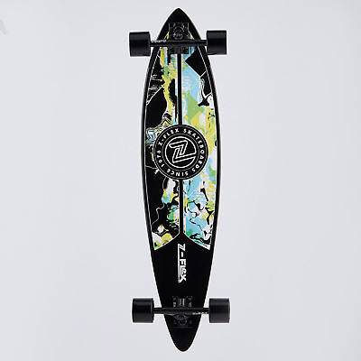 "City Beach Z Flex Manic Pintail 38"" Complete Longboard"
