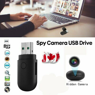 Mini USB Flash Drive Disk Spy Hidden Camera HD DVR Recorder Camcorder Cam CA