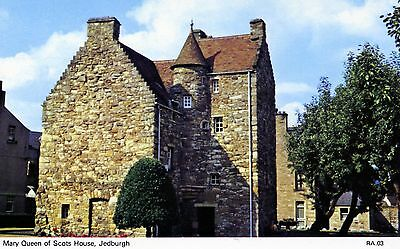 Jedburgh : Mary Queen of Scots House