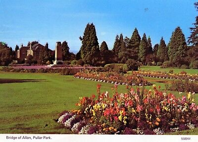 Bridge of Allan: Pullar Park (card ref : 5589W)
