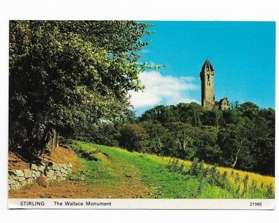 Stirling : The Wallace Monument