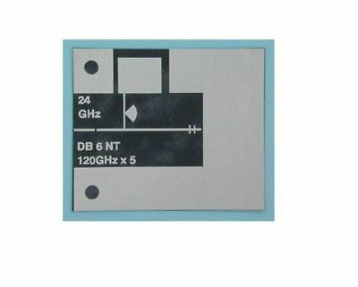 PCB no. 32 - 120 GHz Multiplier by 5 120 GHz