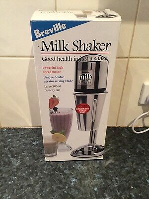 Breville Milk Shake Maker Model MS400B