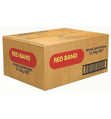 Red Band Frying Shortening 12.5kg