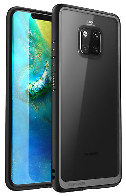 For Huawei Mate 20 Pro Case, SUPCASE Unicorn Beetle Style Clear Protective Cover