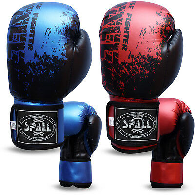 Professional Leather Boxing Gloves, MMA, Sparring Punch Bag, Muay Thai Training