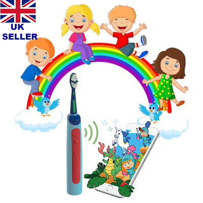Playbrush Smart Sonic Electric Bluetooth Toothbrush Signal for kids