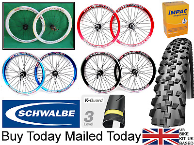26 Inch mountain bike wheels et Quick release Disc & Rim brake MTB Downhill 559