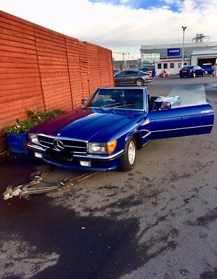 1975 Mercedes Benz 350 SL
