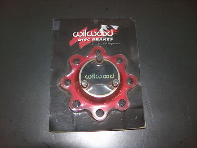 Wilwood Aluminum Wide 5 W5 Red Drive Flange Plate Late Model Racing New 270-2290