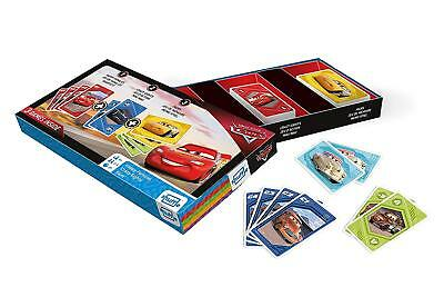 Cartamundi 108433902 Cars Card Games Tripack