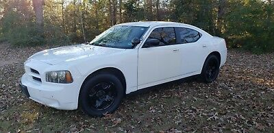 2010 Dodge Charger  2010 Dodge Charger Ex-Police