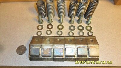 373B331G18 WESTINGHOUSE SIZE 00 4 POLE REPLACEMENT CONTACT KIT-SES