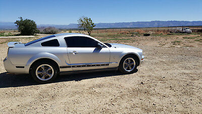 2006 Ford Mustang pony edition 2006 mustang