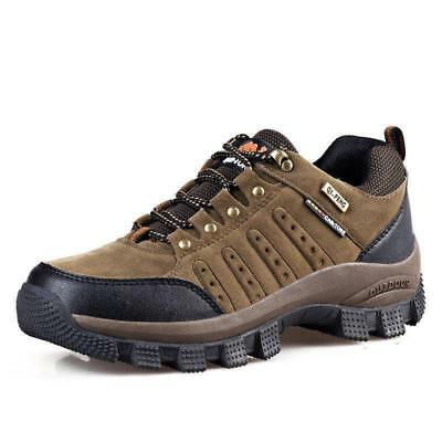 11f3478015a HOT MENS WATERPROOF Trail Hiking Boots Atheltic Non Slip Walking ...
