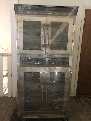 Doyon Double Deck Jet Air Electric Oven Proofer Combo
