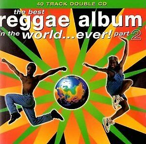 Various Artists : The Best Reggae Album in the World... Ever! Part 2 (2CDs)