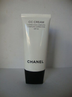 Chanel CC Cream Complete Correction SPF50 shade: BEIGE 20 - SEALED- 30ml