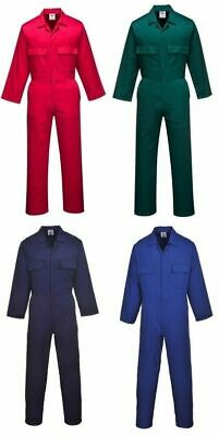 Men's Work Coverall Portwest S999 Protective Boilersuit