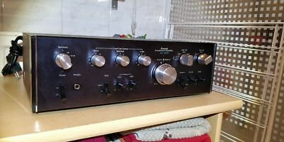 Sansui AU-5900 Integrated Stereo Amplifier (1976-77)