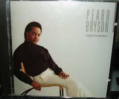 Bryson,Peabo : Straight from the Heart CD