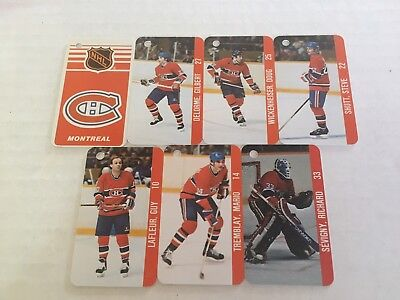 Montreal Canadiens NHL NHLPA Hockey Collection Rare Vintage Team Key Chain 1983