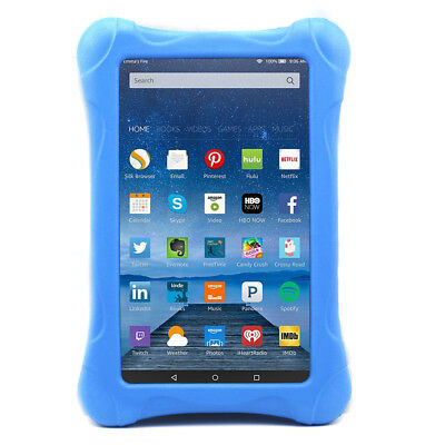 Pochet 7'' inch Quad Core HD Tablet for Kids Android 4.4 KitKat Kindle