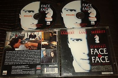 Face A Face Tres Rare Film En Double Cdi Interactif Video Cd