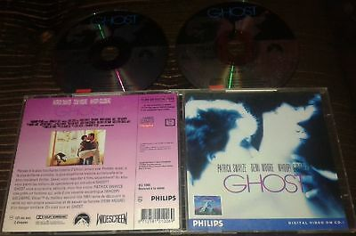 Ghost Tres Rare Film En Double Cdi Interactif Video Cd