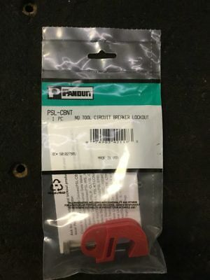 No Tool Circuit Breaker Lockout: Qty 12