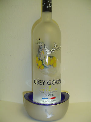 Grey Goose lighted bottle display - New