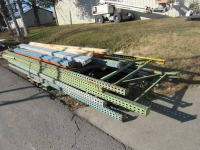 Pallet Racking Uprights 14' to 18' and Beams 5' to 10'
