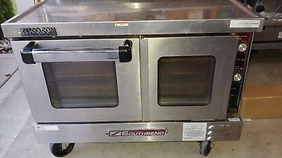 Southbend TVGS/12SC Truvection Convection Oven - Natural Gas Used Good Condition