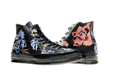 Converse Chuck Taylor All Star 1970 Floral High Top Leather Sneakers men s  ... 368920d2f