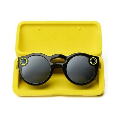 Snapchat Spectacles - Snap Inc. Smart Glasses - Black