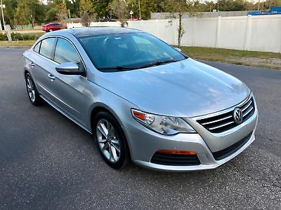 2010 Volkswagen CC $1 NO RESERVE AUCTION 2.0L 4 Cyl Turbo Automatic