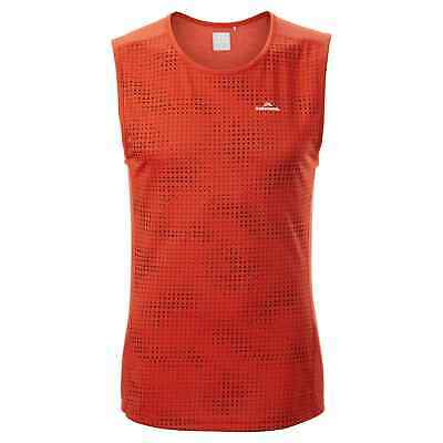 NEW Kathmandu driMOTION Men's Active Tank Top Running Gym Singlet