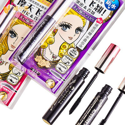 6g Japan Kiss Me ISEHAN Heroine Make Mascara (Long & Curl or Volume & Curl)