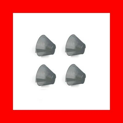 ☆PACK 4 RESOUND SUREFIT TULIP DOMES-1SIZE FITS ALL:LiNX2+ENYA RIC,BTE,OPEN TUBE☆
