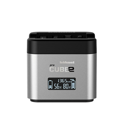 HAHNEL - proCUBE 2 Charger - Canon