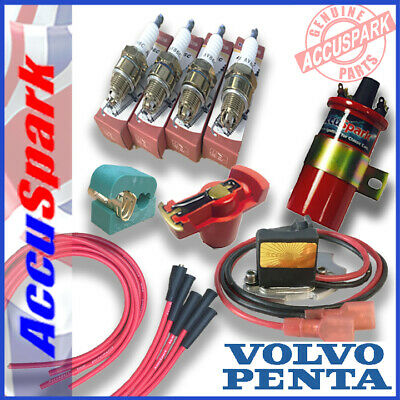 Volvo Penta  Electronic Ignition Performance kit Neg Earth