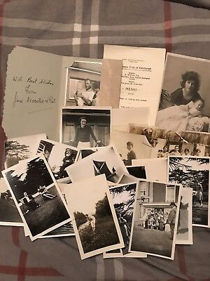 Job Lot Of Old Photographs