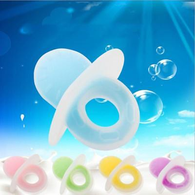 Infants Teething Toy Toddler Bendable Teether Ring Baby Soother Chewable Toy T
