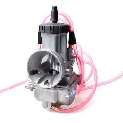 38mm Universal Motorcycle PWK 38 Carburetor Carb For KTM 250 250SX 250EXC ATV