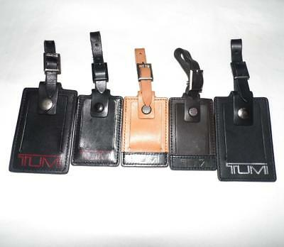 Tumi Luggage Tag Alpha 2 You Choose Color