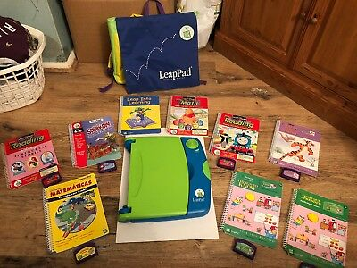 umfangreiches Leap Pad Learning System Leapfrog Kindercomputer