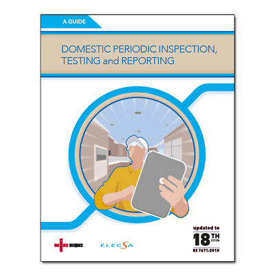 NICEIC Domestic Periodic Inspection, Testing and Reporting | 18th Edition