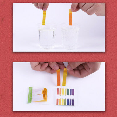 PH Indicator Test Strips 1-14 Paper Litmus Tester Paper Water Litmu Soil Lab